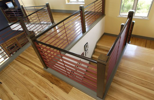 Staircase Design ideas from Carlisle Wide Plank Floors