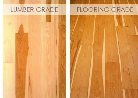 Hickory hardwood Flooring and Prefinished Hardwood Flooring from Carlisle Wide Plank Floors