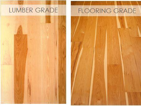 Hickory hardwood Flooring and Prefinished Hardwood Flooring from Carlisle Wide Plank Floors