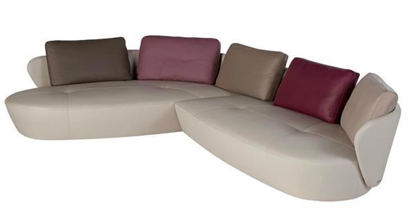 Roche Bobois Corner Sofa on Carlisle Wide Plank Floors Blog