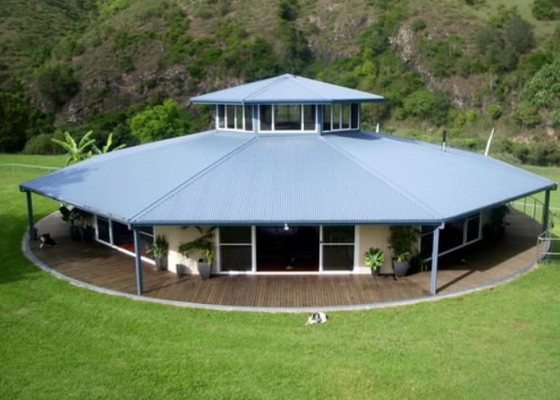 Everingham Rotating House on the Carlisle Wide PLank Floors Website