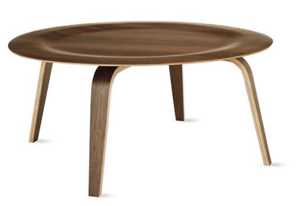 Eames Coffee Table on the Carlisle Wide plank Floors Blog
