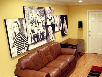 Acoustic Art Wall Panels