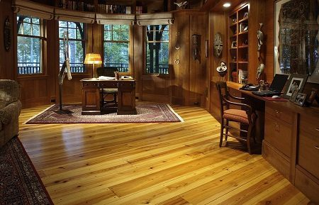 Heart Pine Flooring and Pine Floors from Carlisle Wide Plank Floors