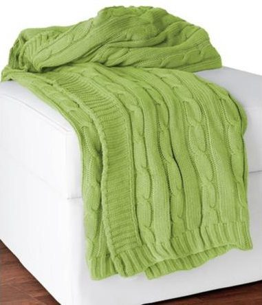 Rizzy Home Gwendolyn Throw Blanket on Carlisle Wide Plank Floors Blog