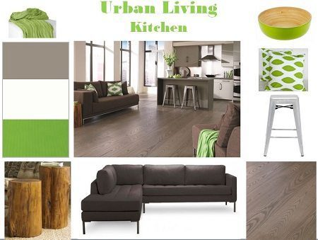 Design Boards – Urban Living