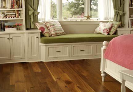 Dark Wood Floors from Carlisle Wide Plank Floors