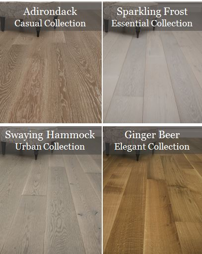Engineered Wood Flooring and Oak Wood Floors from Carlisle Wide Plank Floors