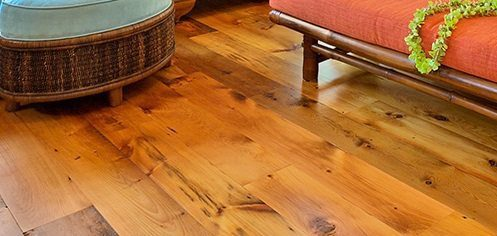 Antique Flooring and Reclaimed Wood Floors from Carlisle Wide Plank Floors