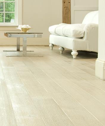 Light Oak Wood Flooring for Scandinavian Design from Carlisle Wide Plank Floors