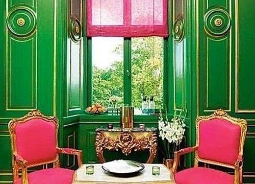 Green Interiors – Is your Design Mild or Wild?