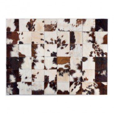 Y Living Cowhide Rug on Carlisle Wide Plank Floors Blog