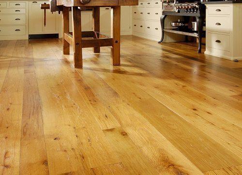 Eco Friendly Reclaimed Wood Flooring