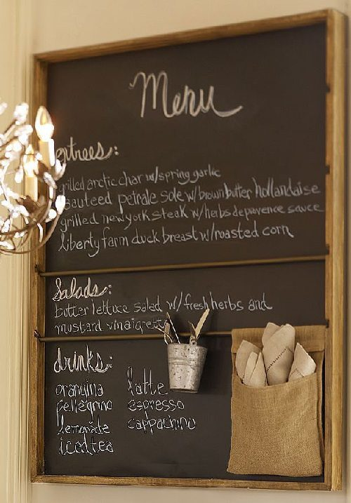 Use Labels to Organize your Kitchen from Carlisle Wide Plank Floors Blog