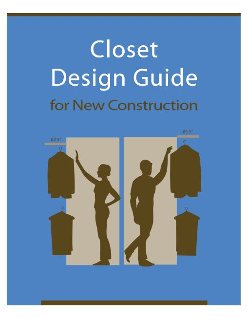 Organized Living Closet Planning Guide