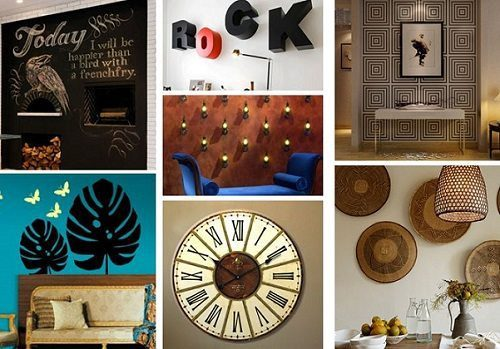 Wall Decor Ideas from Carlisle Wide Plank Floors