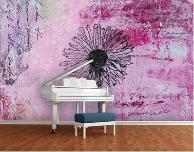 Wall Mural Ideas from Carlisle Wide Plank Floors Blog