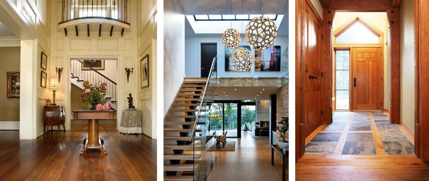 4 Space Planning Tips to Create a Grand Entrance for Any Size Entryway
