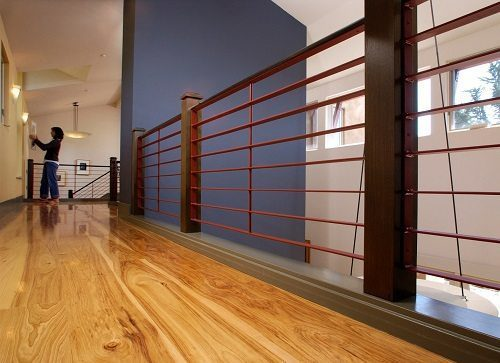 Hickory Wood Flooring from Carlisle Wide Plank Floors