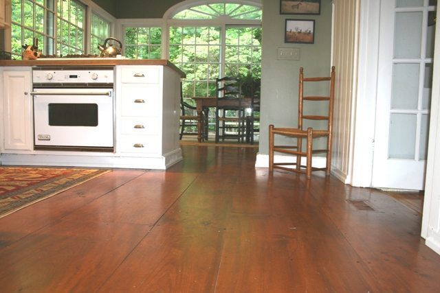 Pine Flooring and Rustic Flooring from Carlisle Wide Plank Floors