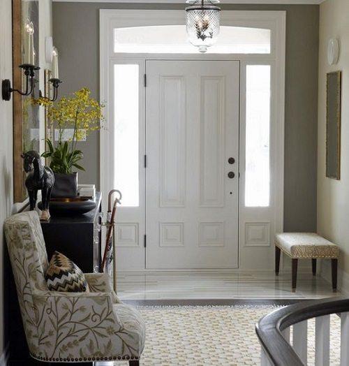 Home Decor and Dark Wood Floors on Carlisle Wide Plank Floors Blog