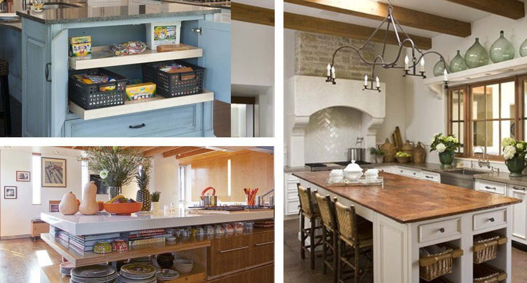 Image of: 7 Design Considerations For The Perfect Kitchen Island