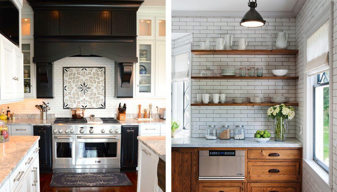 Kitchen backsplash inspiration: tile