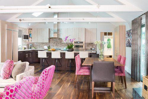 ontemporary Kitchen by Melrose Interior Designers & Decorators Justine Sterling Design