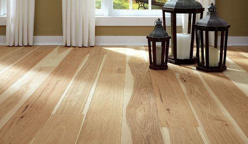 How to Design The Perfect Hickory Wood Floor