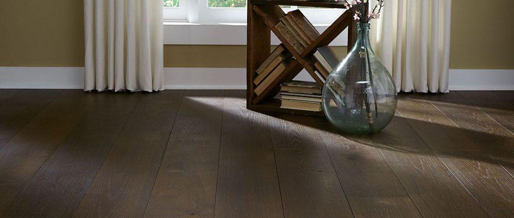 HIckory wood Flooring and Dark Wood Floor from Carlisle Wide Plank Floors