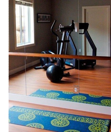 Contemporary Home Gym by Highland Interior Designers & Decorators Design Dacoy