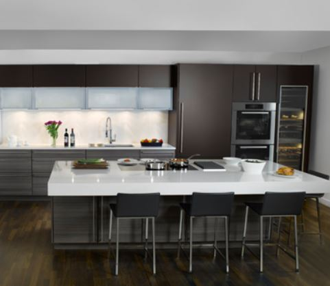 Depending On Your Own Personal Style, You Might Want To Minimize Open Front  Cabinets And Shelving, Like This Kitchen Designed By Eric Ripert, Master  Chef.