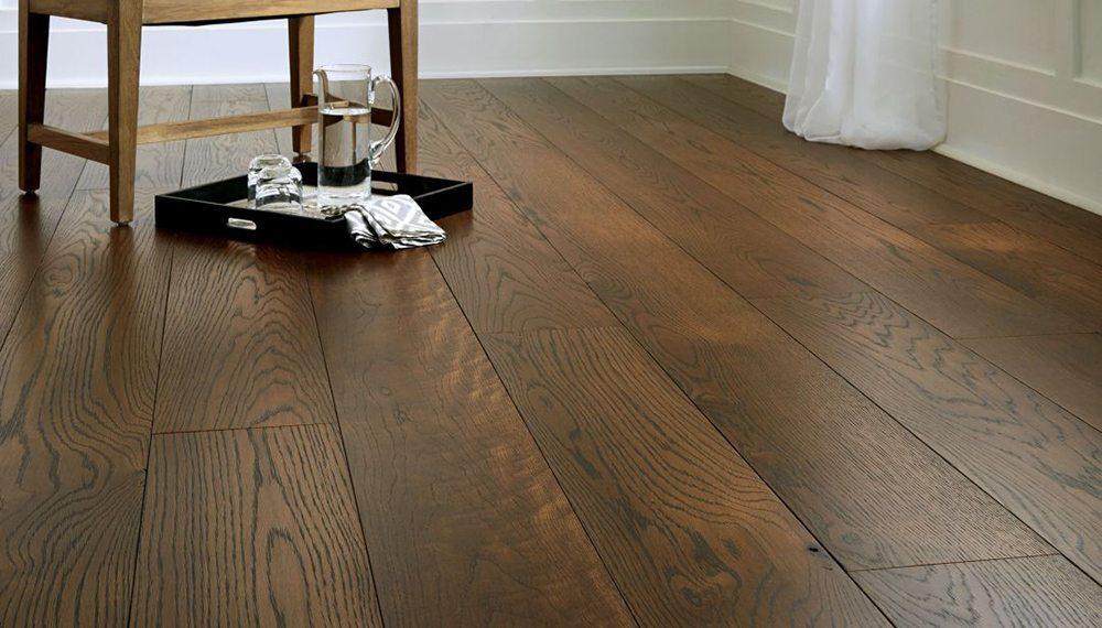 Dark Wood Flooring and Prefinished Oak Flooring from Carlisle Wide Plank Floors