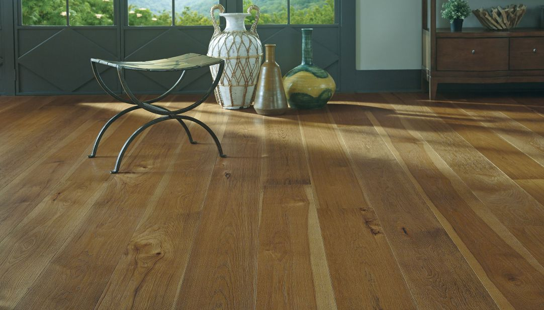 Hickory flooring and Prefinished Wood Flooring from Carlisle Wide Plank Floors