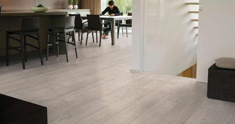 Wide plank laminate flooring from Carlisle Wide Plank Floors