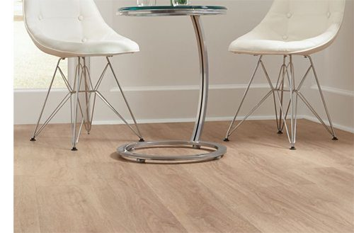 Vinyl plank flooring from Carlisle Wide Plank Floors