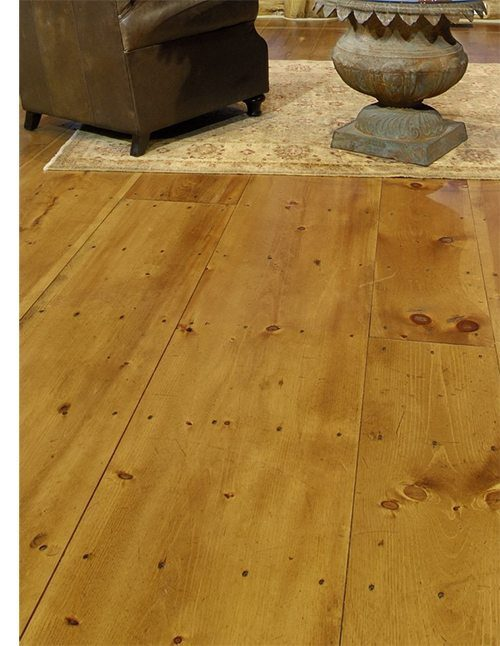 Eastern White Pine flooring