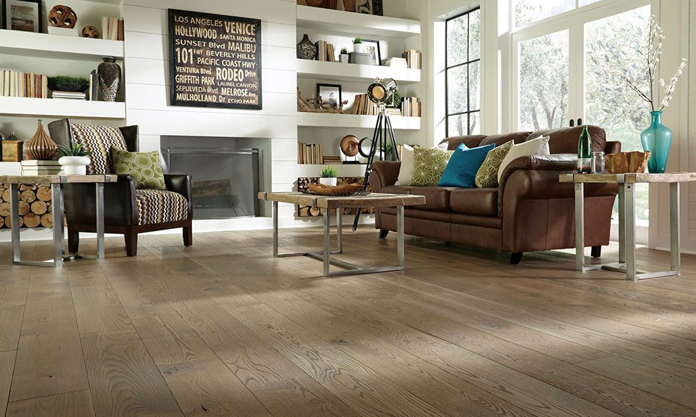 Engineered wood flooring & prefinished wood flooring from Carlisle Wide Plank Floors