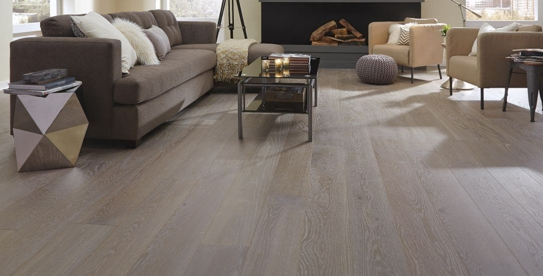 Hardwood flooring as the foundation of your room design