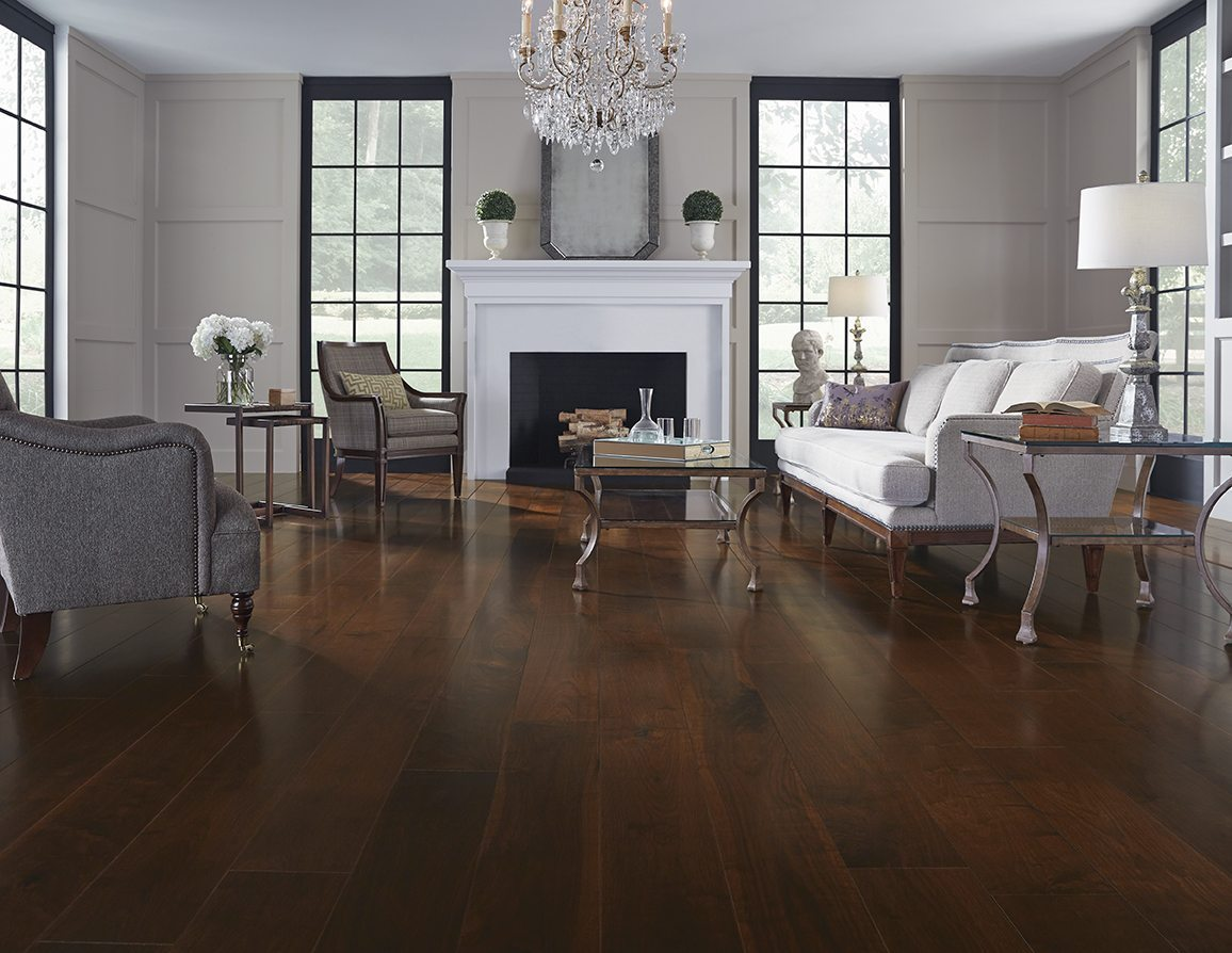 4 things you must know before you buy an engineered wood floor for Dark hardwood floors