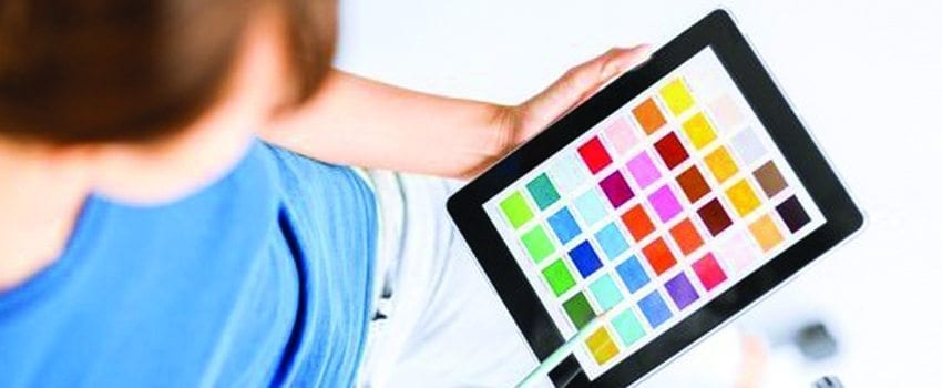 4 Ways You Can Use Your Tablet to Design and Decorate Your Home