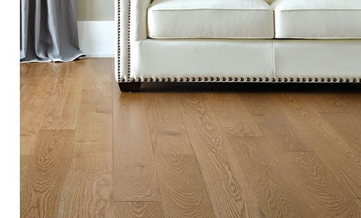Prefinished oak flooring from Carlisle Wide Plank Floors