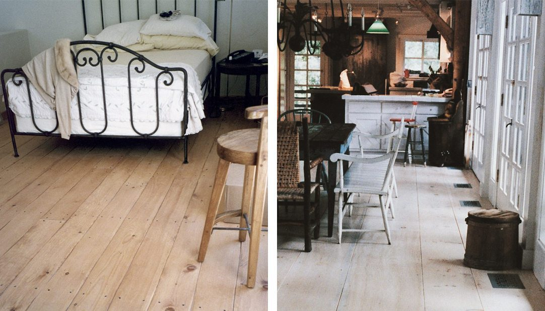 Pine Flooring & White Wash Flooring from Carlisle Wide Plank Floors