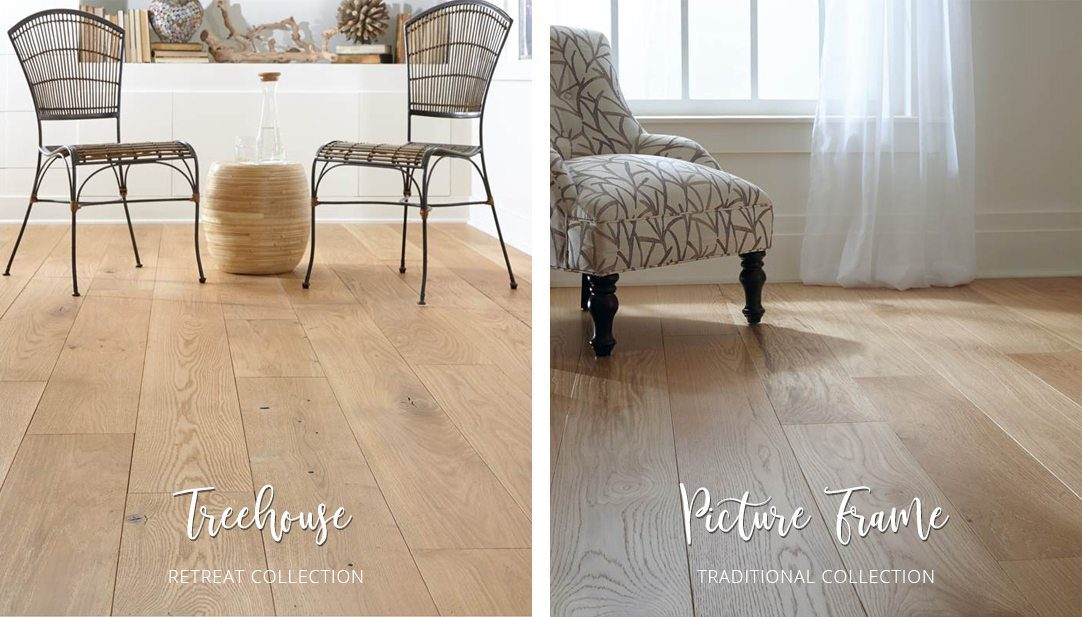 How To Mix Wood Flooring Styles Colors Create A Custom Look