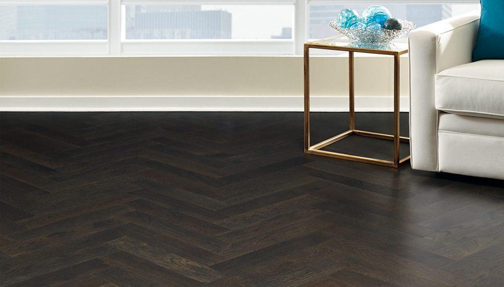 Oak flooring & herringbone wood floors from Carlisle Wide Plank Floors
