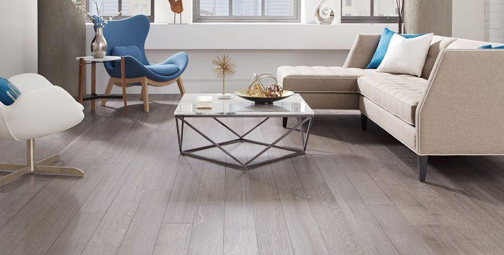 Classic Sofa with Carlisle Hardwood Floors on Carlisle Wide Plank Floors
