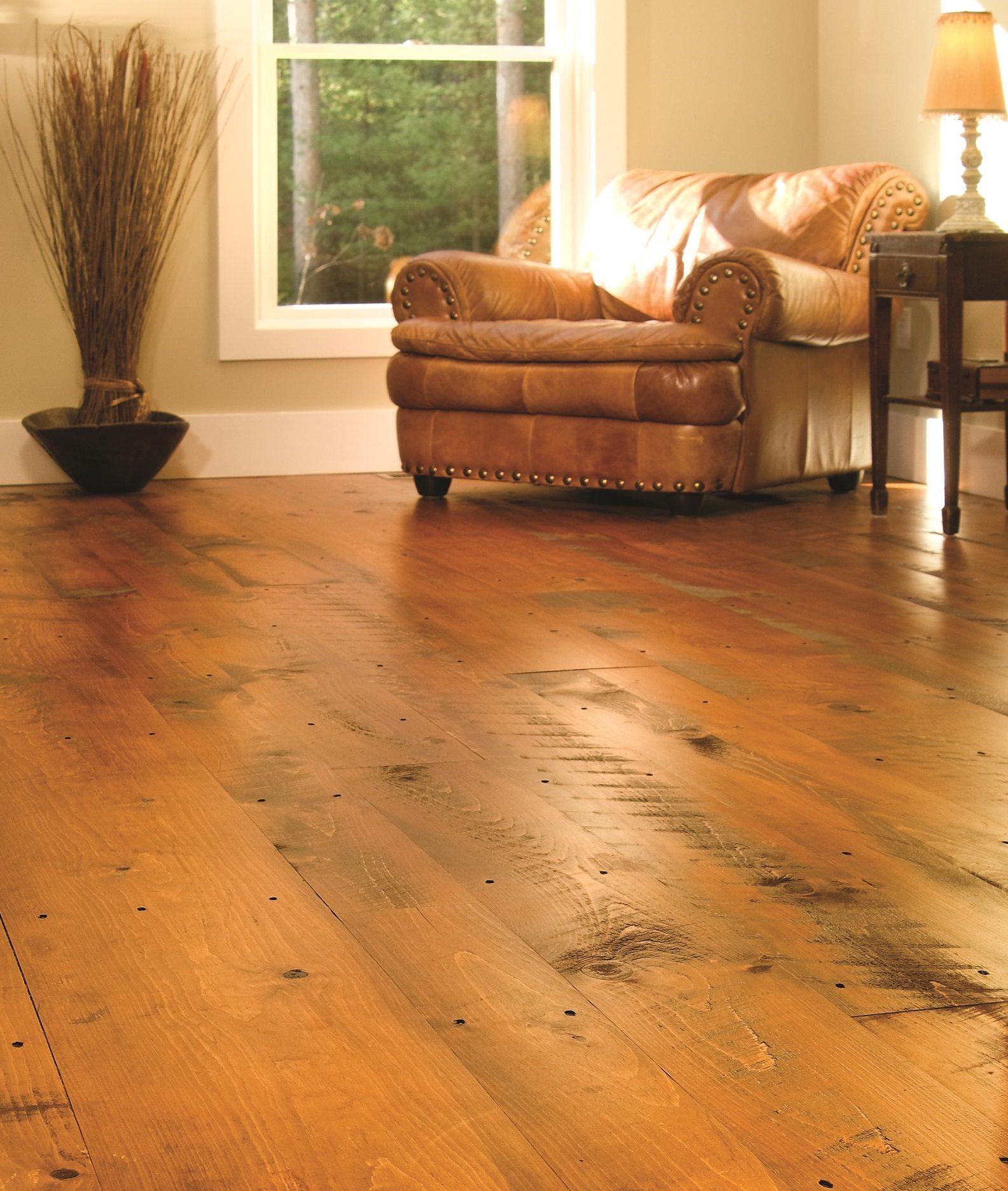 Distressed Wood Flooring U0026 Pine Flooring From Carlisle Wide Plank Floors
