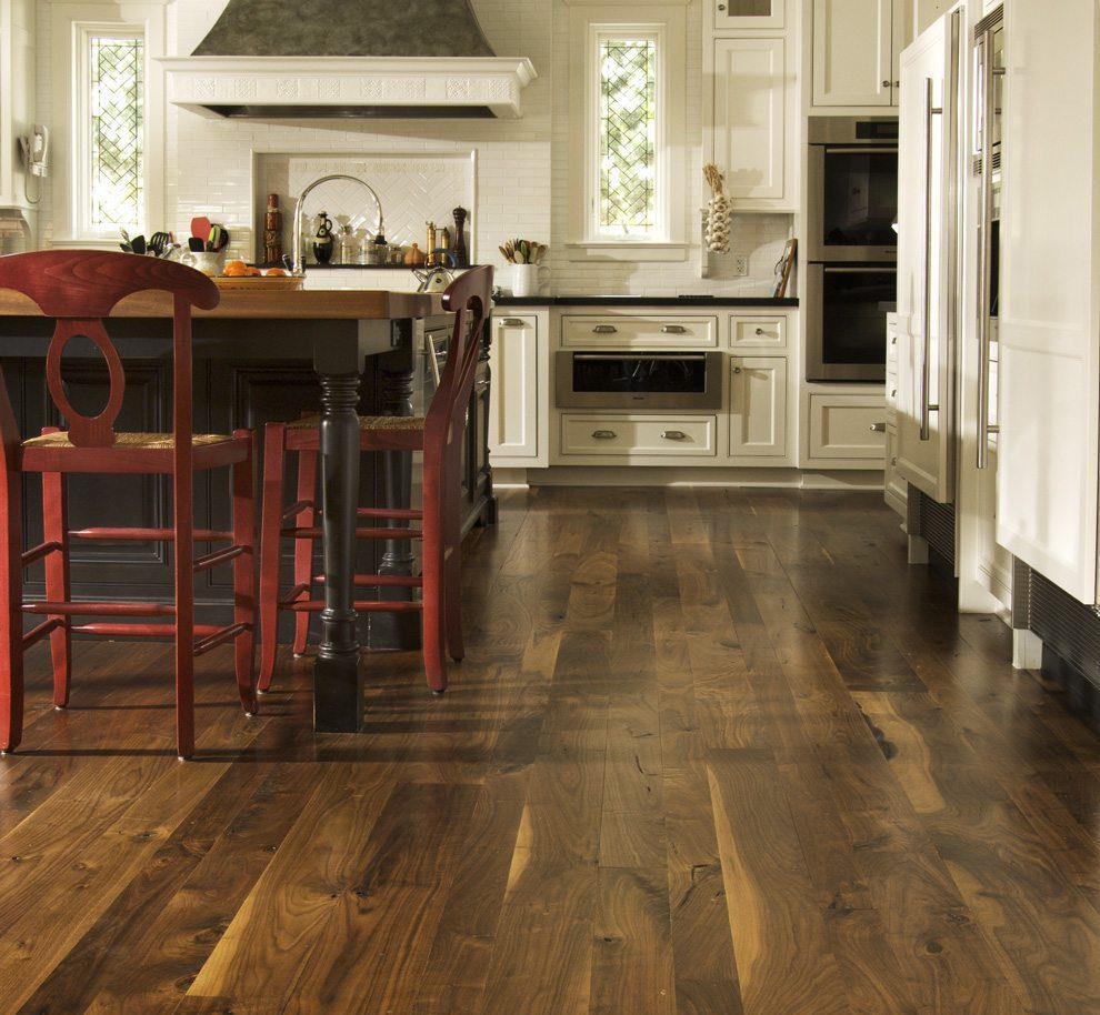 Dark Wood Flooring & Walnut Flooring from Carlisle Wide Plank Floors