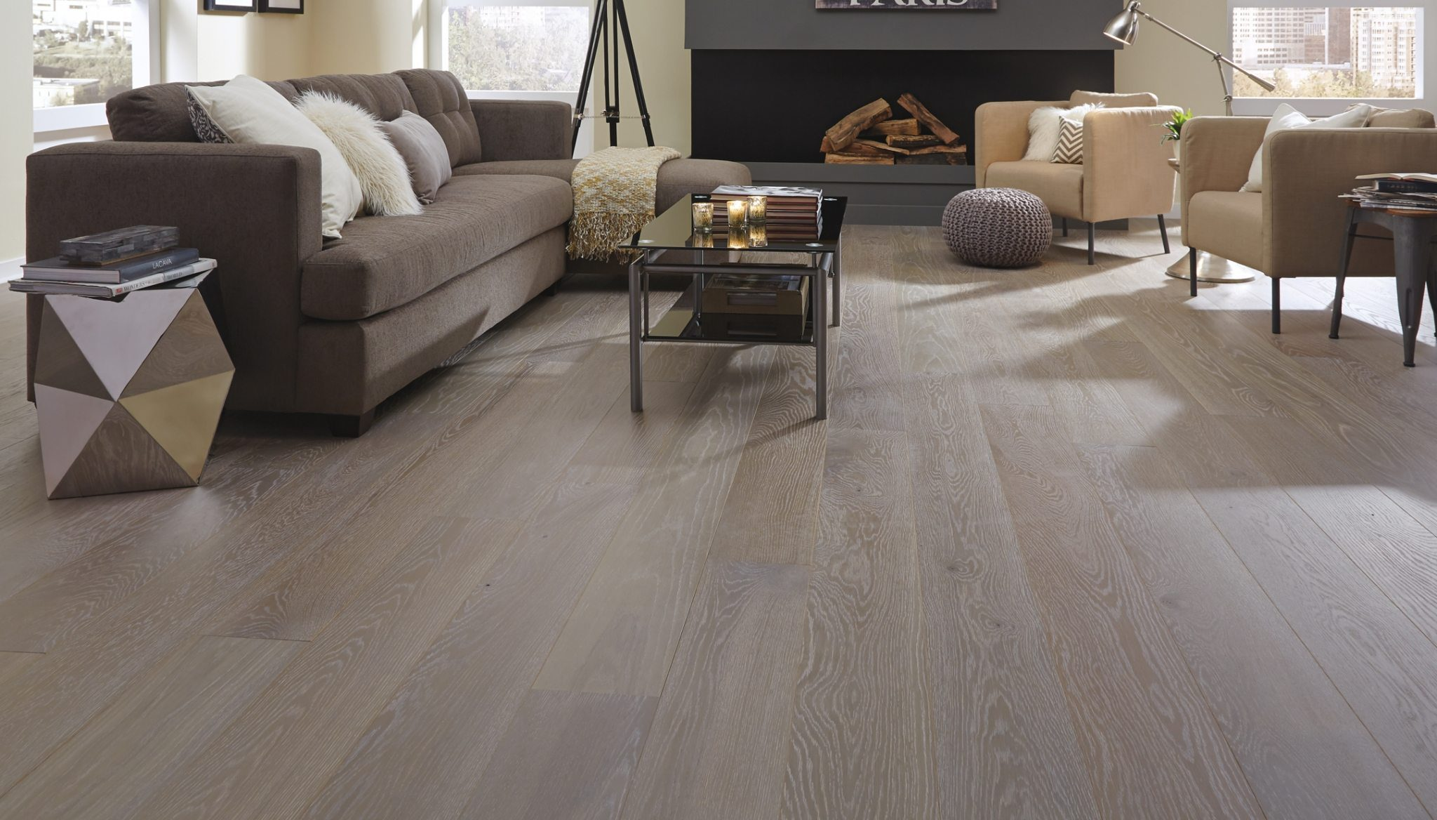 How To Mix Wood Flooring Styles Amp Colors To Create A