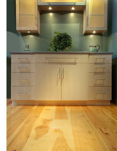 Hickory flooring & Home Design Ideas from Carlisle Wide Plank Floors